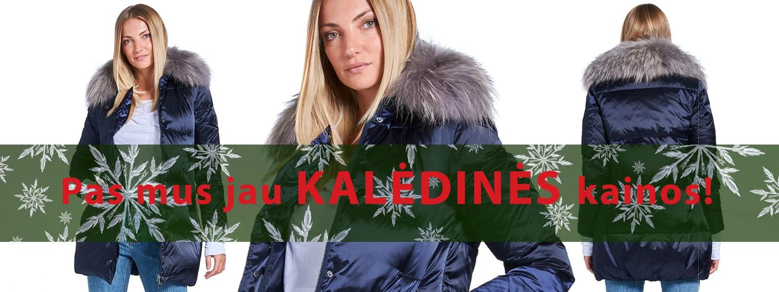Nauja rudens žiemos kolekcija jau parduotuvėse.